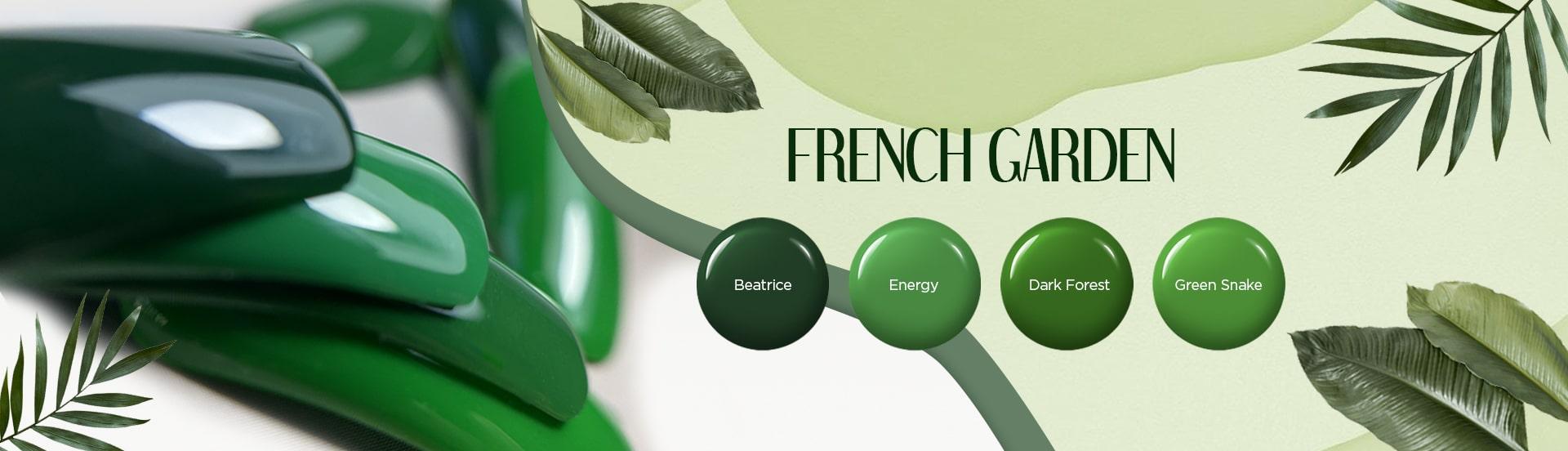 French Garden - Eshop cover